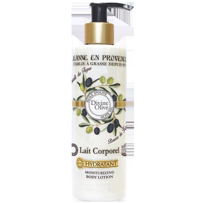 Lait corporel Divine Olive