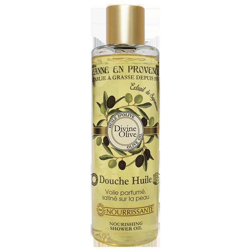 Douche huile Divine Olive